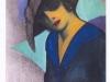 Kuznetsov N.E. - Woman's head.
