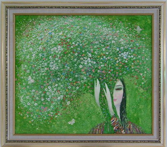 Bouquet. Dilshod Eshmatov. 2011
