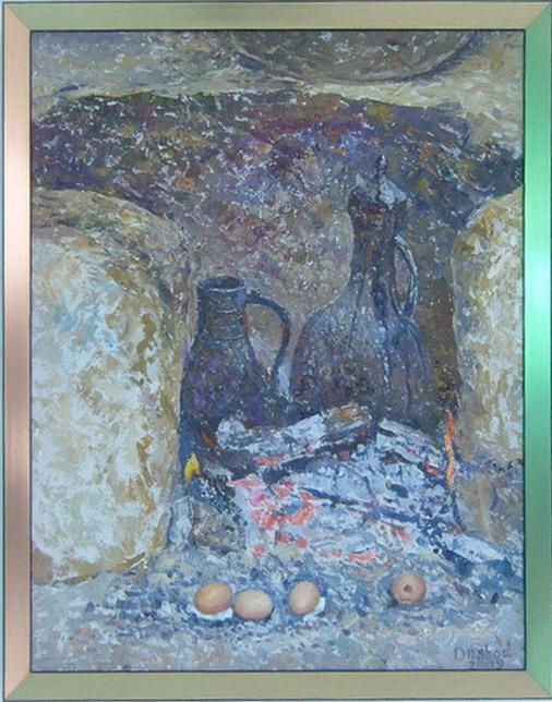 Fireplace. 2009