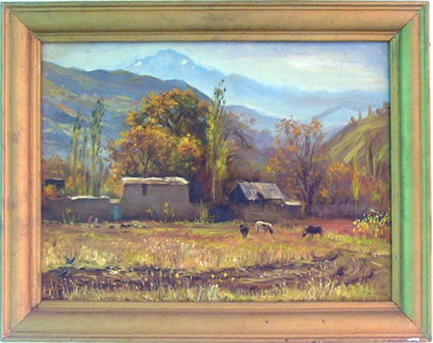 Landscape. Autumn. 2003