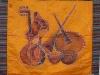Abdurahmanova O. Oriental melodies. batik