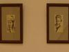Kedrin V. _ Drawings _ paperboard, gouache 1963