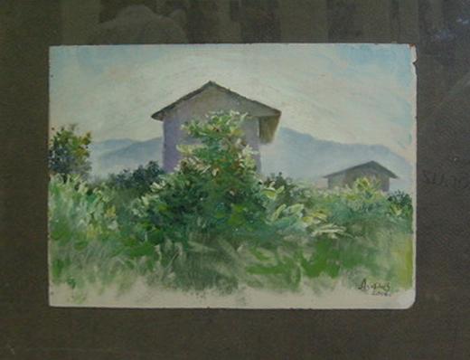 Dawn in Sukok