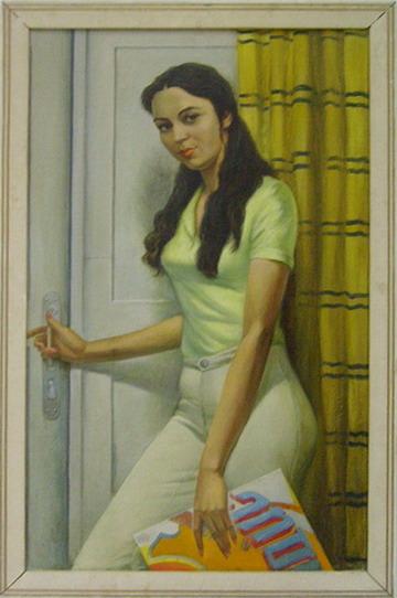 Portrait of Elmira