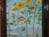 Sunflowers. Etude. 2008