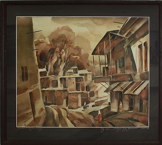 sadykov-m-from-ser-older-types-tashkenta_mahallya-in-the-old-town-1975