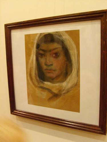 portrait of the women