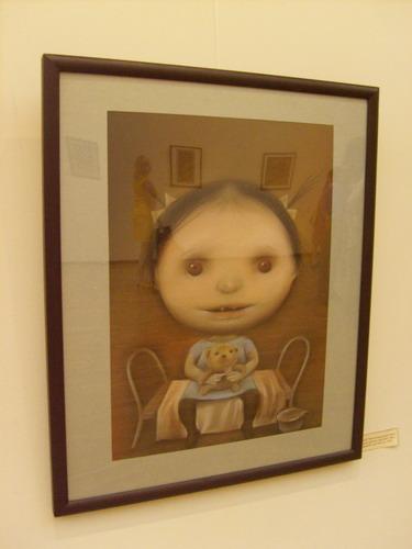 Kaipova D. -Agirl with a toy