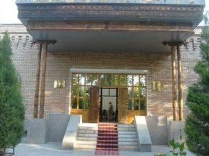 First-building-of-Caravan-Saray-in-Tashkent