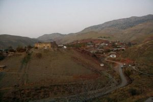 Кишлак Лангар и мечеть Катта-лагар