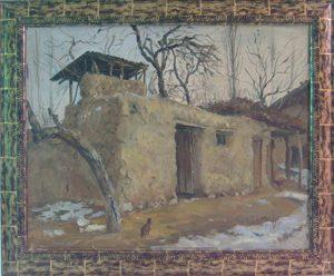 Старый дом. 200