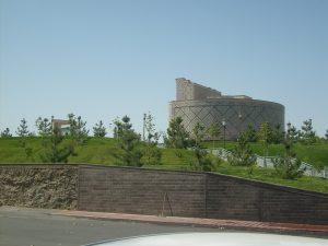 Здание музея обсерватории