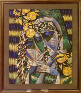 Джавлон Умарбеков. Золотые персики. 1997