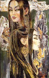 Sayra Keltaeva. Дочери Ауз-хана. 2002