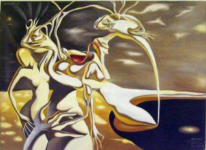 Алишер Ибрагимов. Величественная страсть. 1996