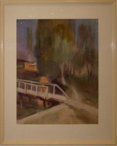Енин Иван. Мостик. 1985
