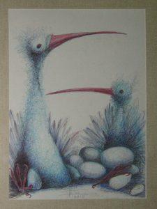 Botirov. Z. Birds series-3