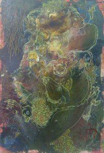 Karimov A. Strang desire. 2010