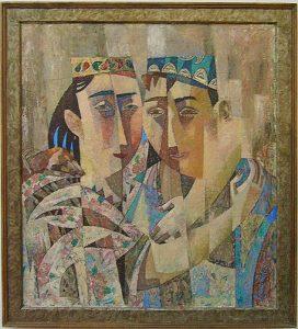 Хуршид Зияханов. Близкие люди.