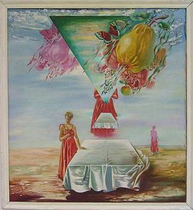 Тохтаев М. В ожидании праздника. 1984 (ДХВ)