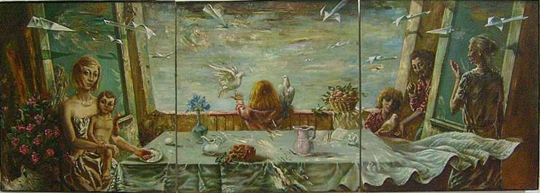 Тохтаев М. Мир дому твоему. 1985 (ДХВ)