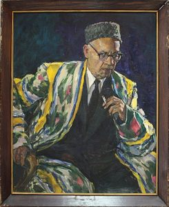 Портрет Саид Азимова. (ДХВ)
