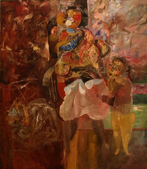 Тимур Ахмедов. Семья. 2014