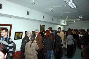 Аншлаг на выставке
