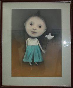 Диля Каипова. Мальчик