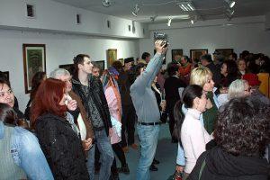 Посетители выставки 1