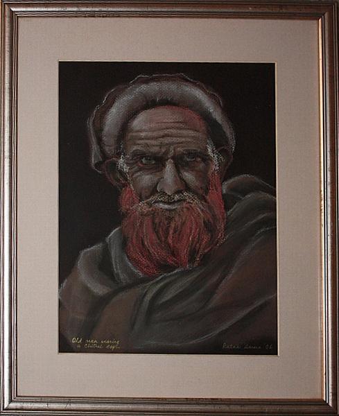 Ратна Сарма. Старик