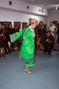 Танец под этно-электро 5