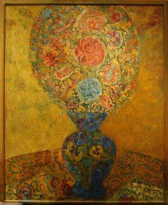 Шахноз Абдуллаева. Дары. Цветы. 2009