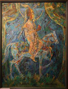Шахноз Абдуллаева. Дева луна