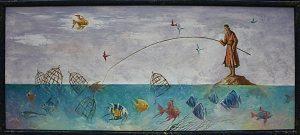 Базаров Ф. Золотая рыбка. 2014 (Навои)