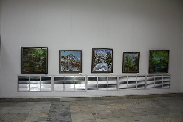 Экспозиция Трошина- Енин.