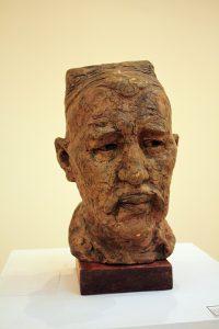 Эсанов Туркман. Керамист Абдулло Файзуллаев. 1989. керамика