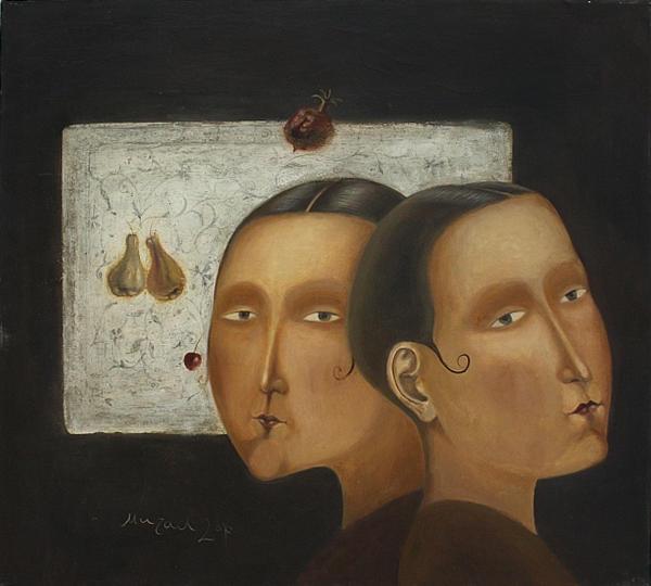 Карабаев М. Две сестры. 2010