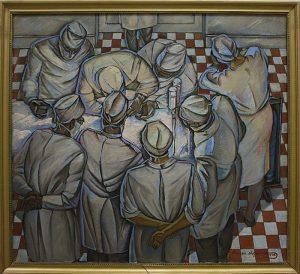 Матевосян Рафаэль. Хирурги. 1987