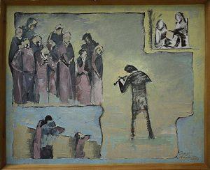 Матевосян Рафаэль. Посвящение Паганини. 1985