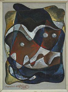 Матевосян Рафаэль. Сопротивление. 1988