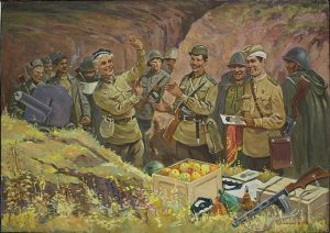 Рахманов Х. Подарок девушек. 1977 (ДХВ)
