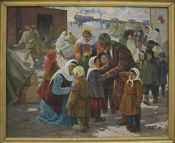 Рахманов Х. Ты не сирота. 1975 (ДХВ)