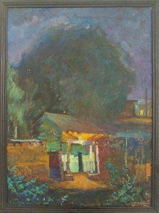 Юрий Зорькин. Махалля. 1998