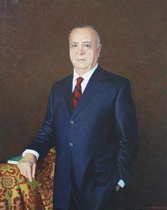 Икрамжанов А. Народный артист Узбекистана Якуб Ахмедов. 2014