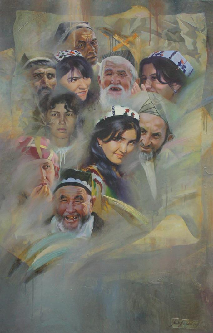 Махмудов М. Страницы жизни. 2010