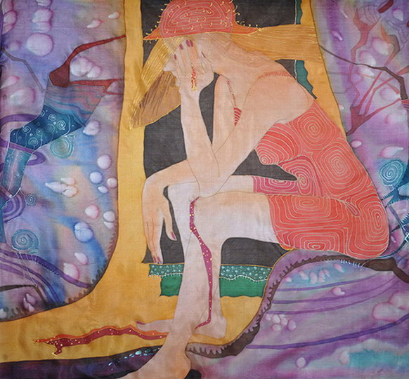 Рано-Александра Кист.  Размышления