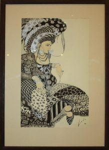 Л.Бабаева. Ностальгия-1. 1996