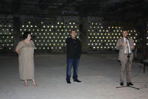 Открытие выставки М.Варданяна.