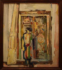 Мирзаев Алишер. Двери судьбы.
